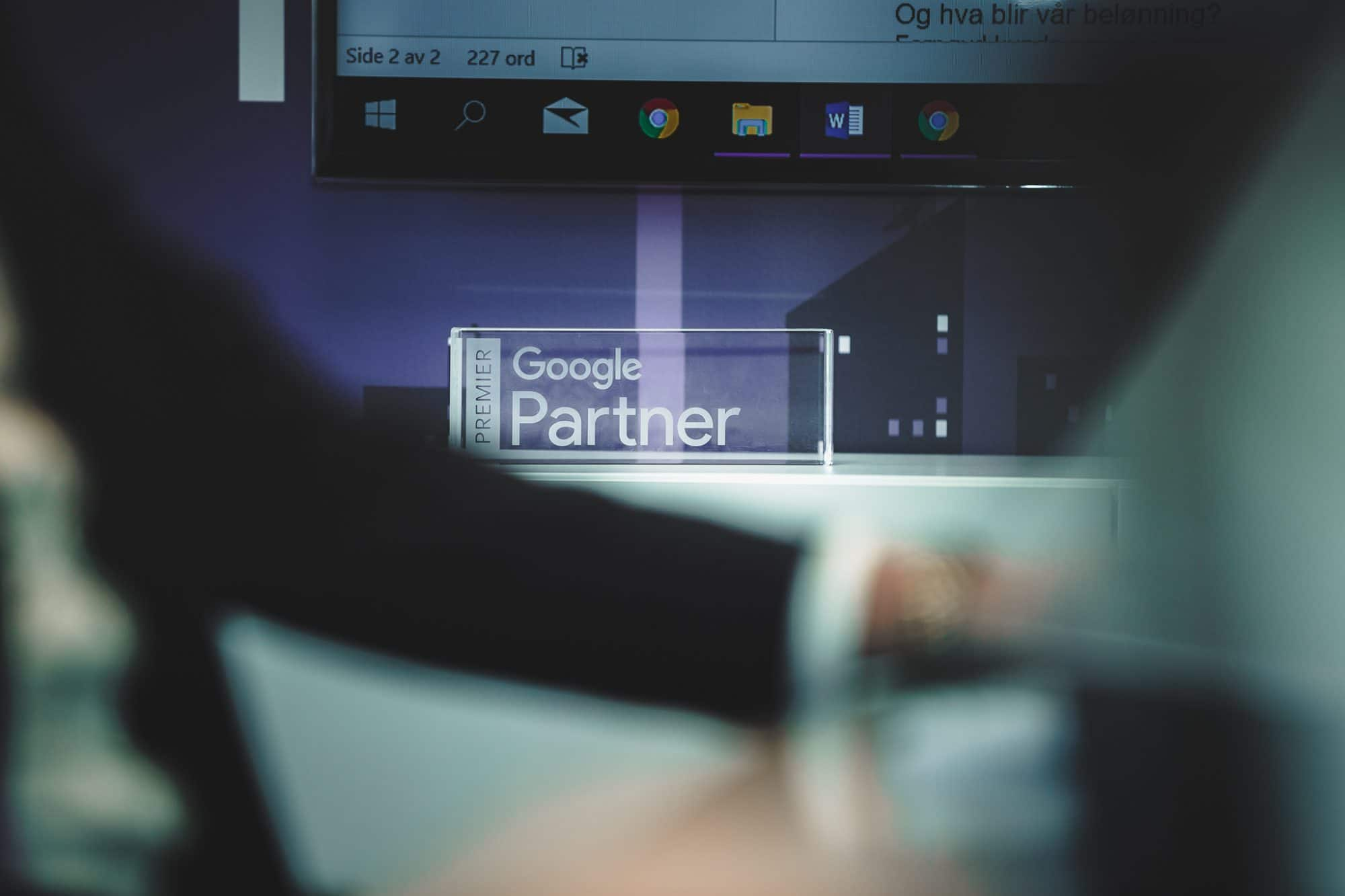 google partner optimal norge